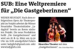 Bezirksblatt Wr.Neustadt März 2020
