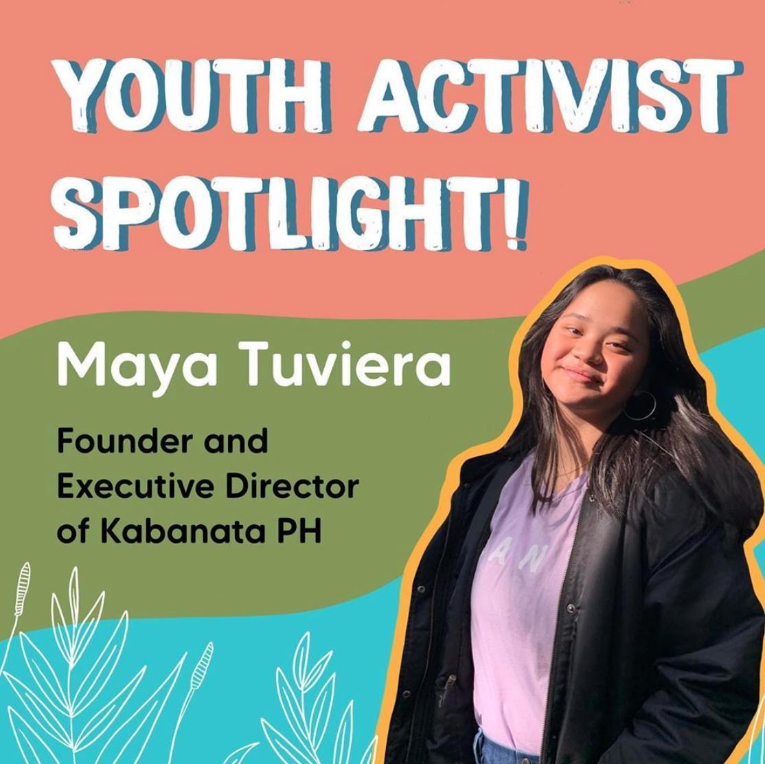 Maya Tuviera Spotlight