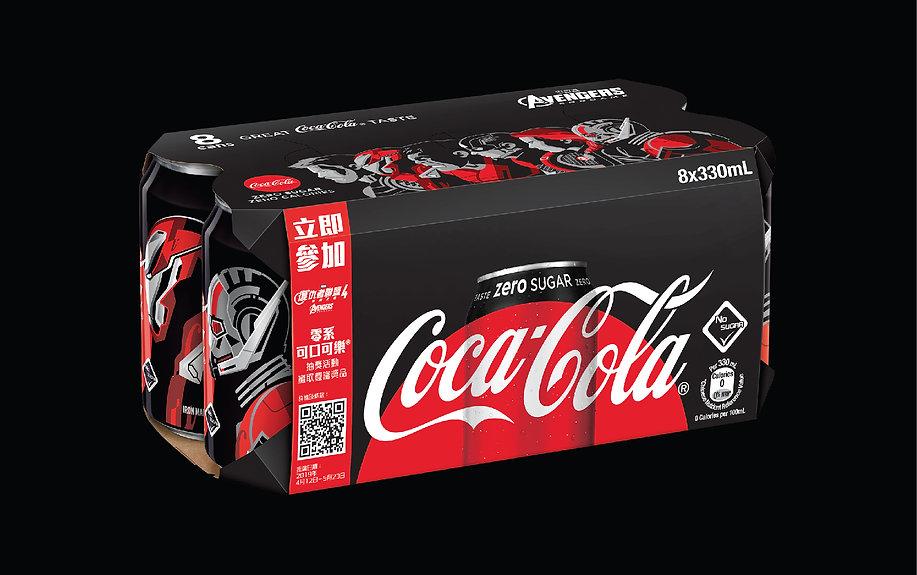 Coke Zero Marvel 330mL PKG-09.jpg