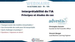 Interprétabilité de l'IA : Principes et études de cas