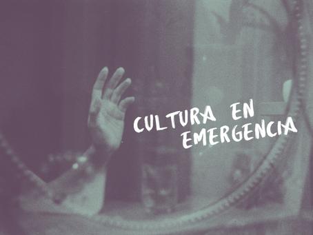 La Cultura en emergencia