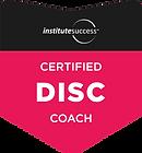 Certified DISC Badge