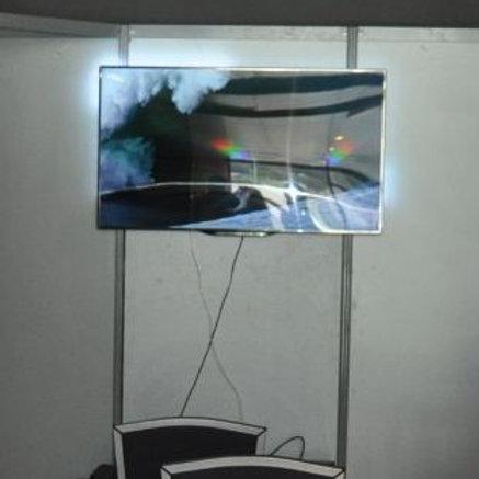 Support pour cloison pour fixer un écran TV