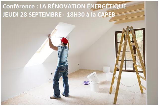 Le Lab By Innobat :  LA RÉNOVATIONÉNERGÉTIQUE