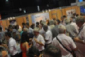Rencontres territoriale de Poitou-Charentes - profil visiteurs