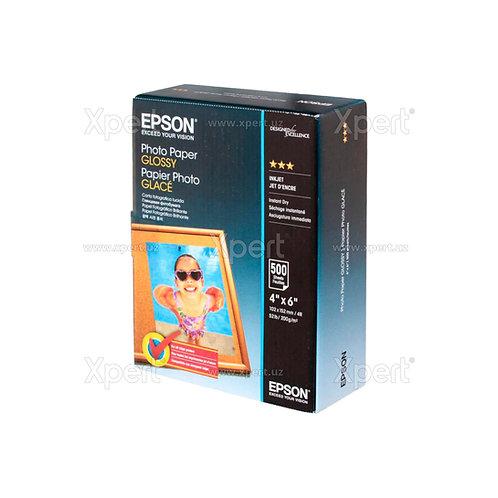 Фотобумага EPSON A6 200 г 500 листов