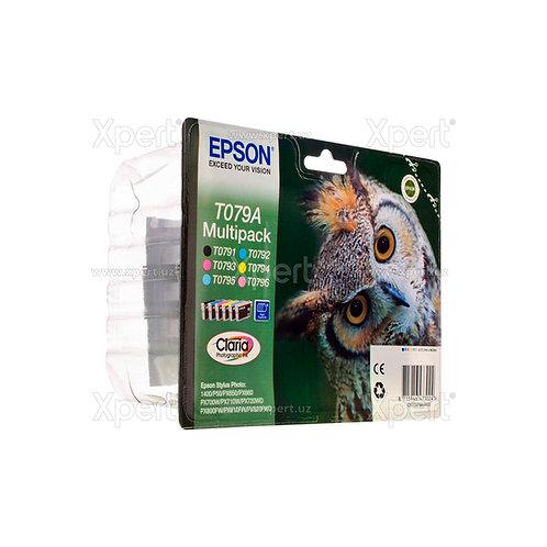 Картридж T079A EPSON P50