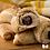 Thumbnail: Croissant - Chocolate com Castanha - 6 unid. de 130g