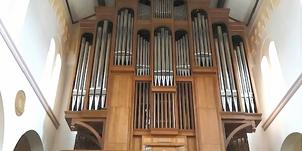 Christopher Wicks Advent Organ Concert - CANCELLED
