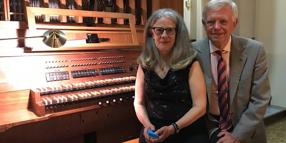 Organ Duets with Tim and Nancy Nickels