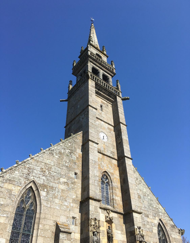 Eglise Sainte Croix- Le Conquet