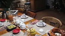 La Halte de Coat Carrec | Petit déjeuner | Chambres d'hôtes