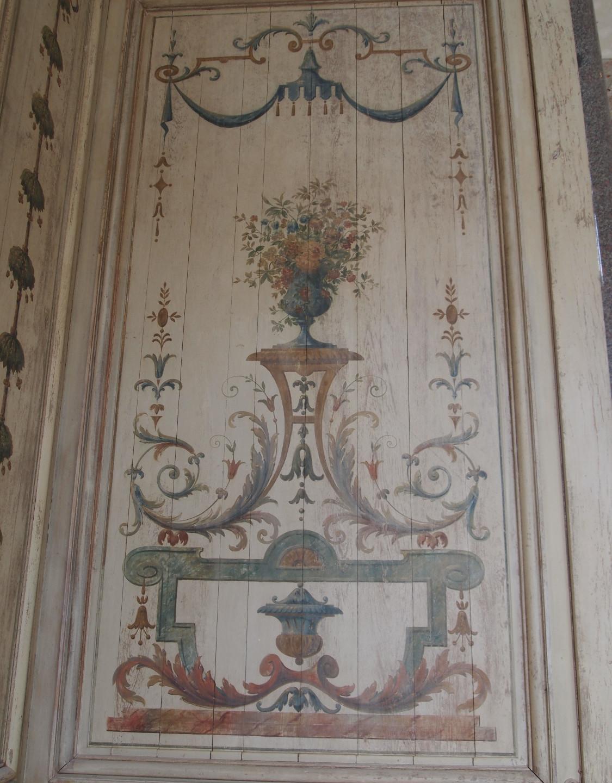 Panneau mural intérieur