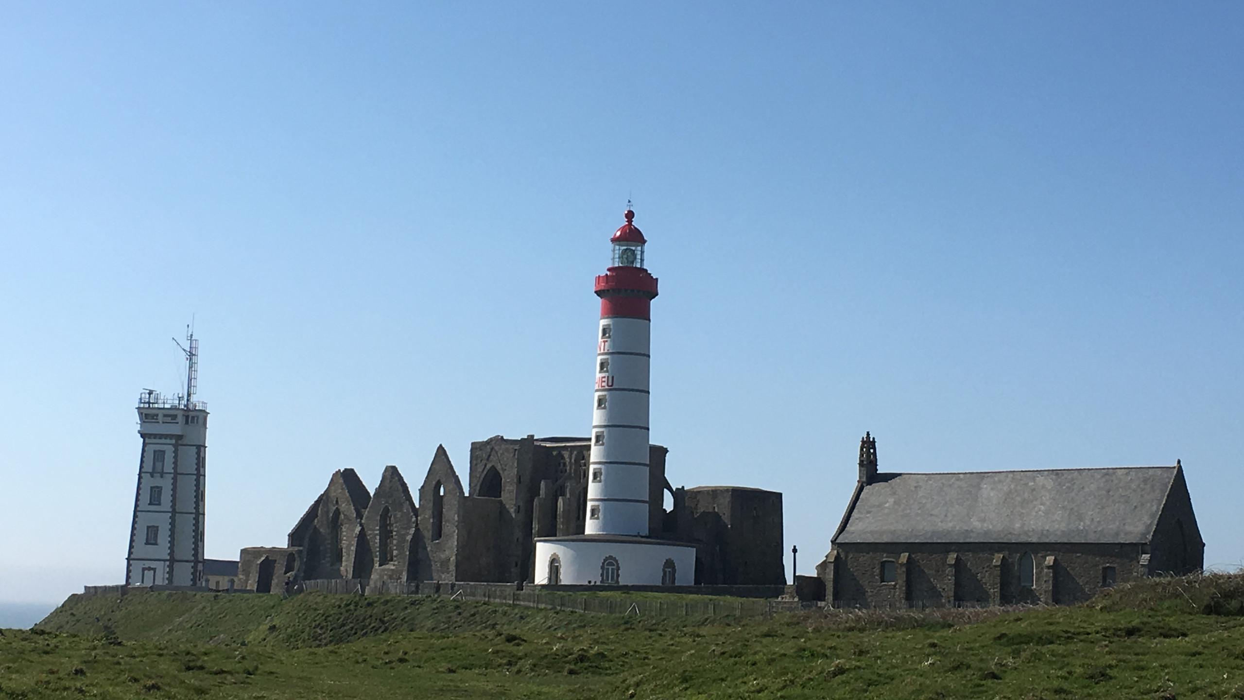 Site de la Pointe saint Mathieu