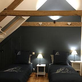 Chambre Kaouenn de 1 à 4 personnes