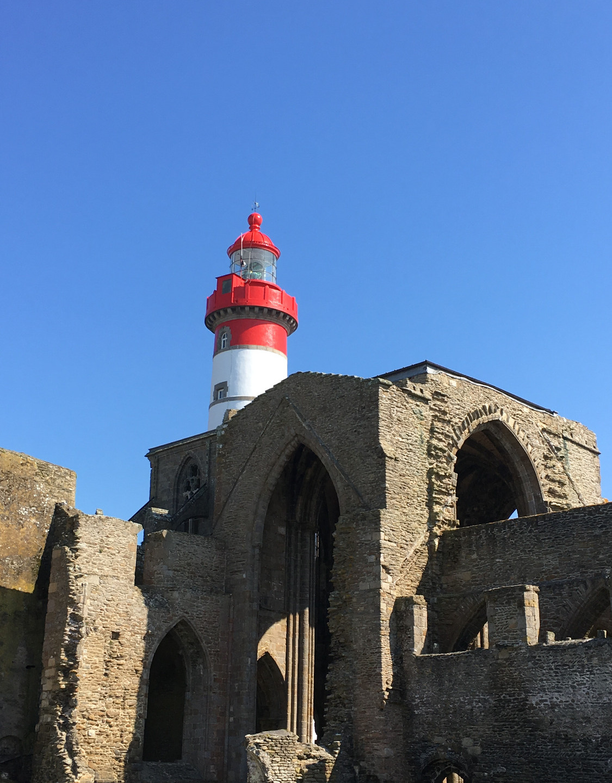 Phare et Abbaye Saint Mathieu
