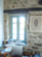 La pierre et le bois sont présents dans toute notre maison d'hôtes
