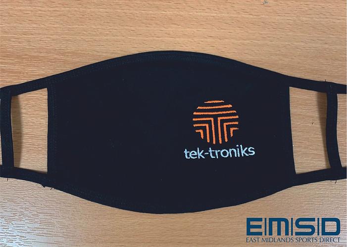 Tekroniks - full mask