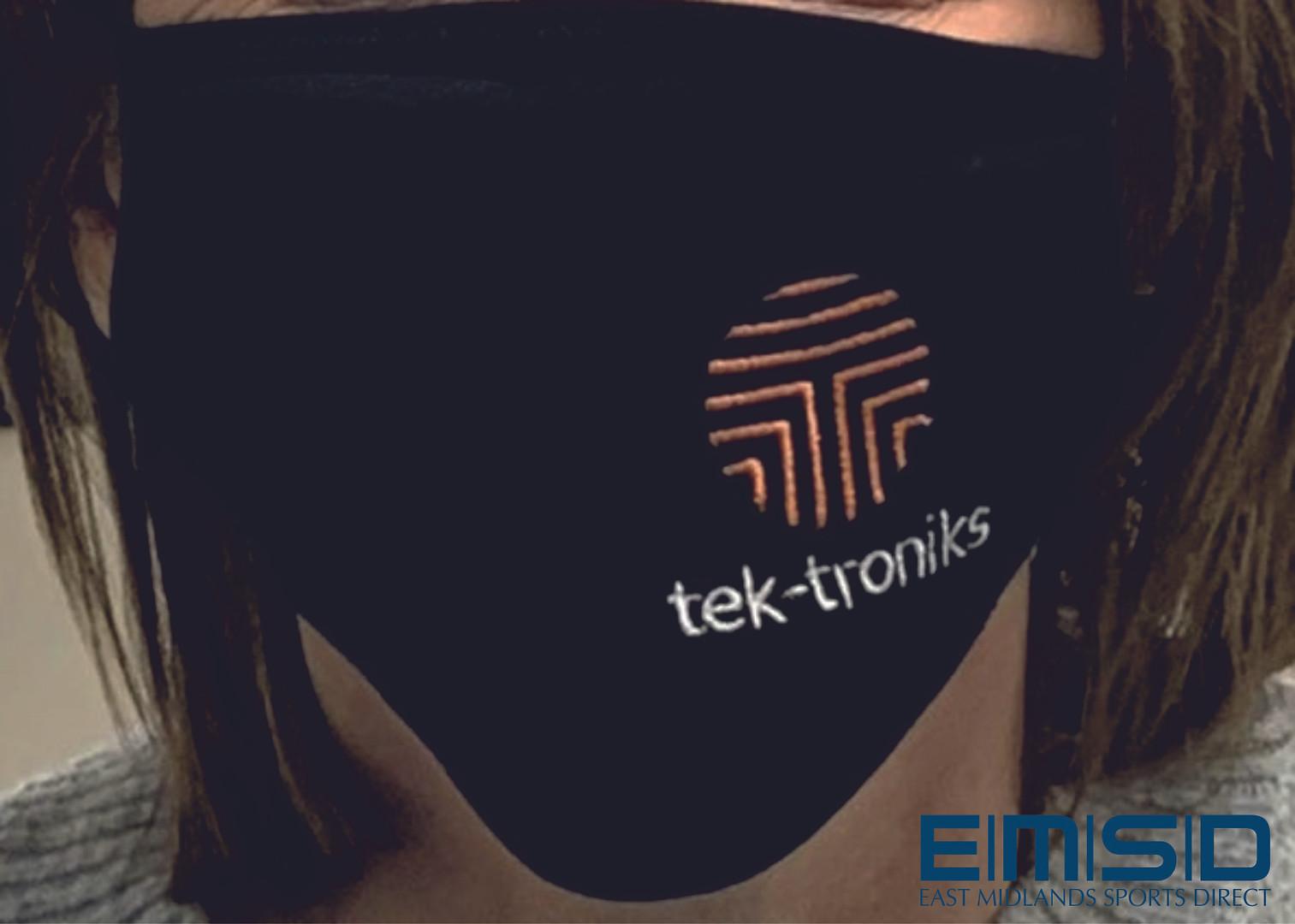 Tektroniks - front view