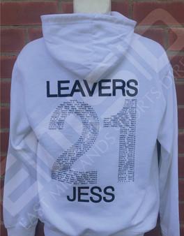 Leavers 21 - Nickname