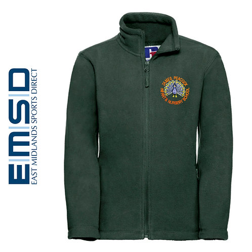 JAMES PEACOCK SCHOOL FLEECE
