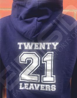 Twenty 21 Leavers