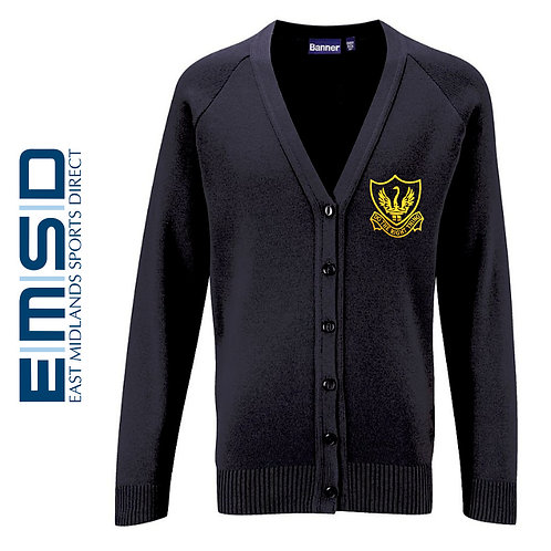 FARNBOROUGH ACADEMY GIRLS CARDIGAN