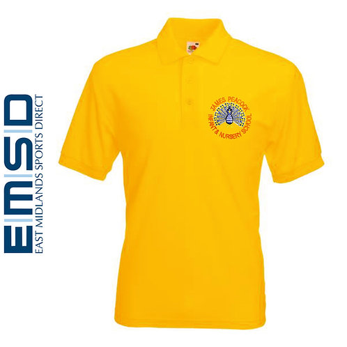 JAMES PEACOCK SCHOOL POLO SHIRT