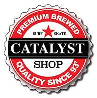 Catalyst Surf Shop Beer Cap Logo