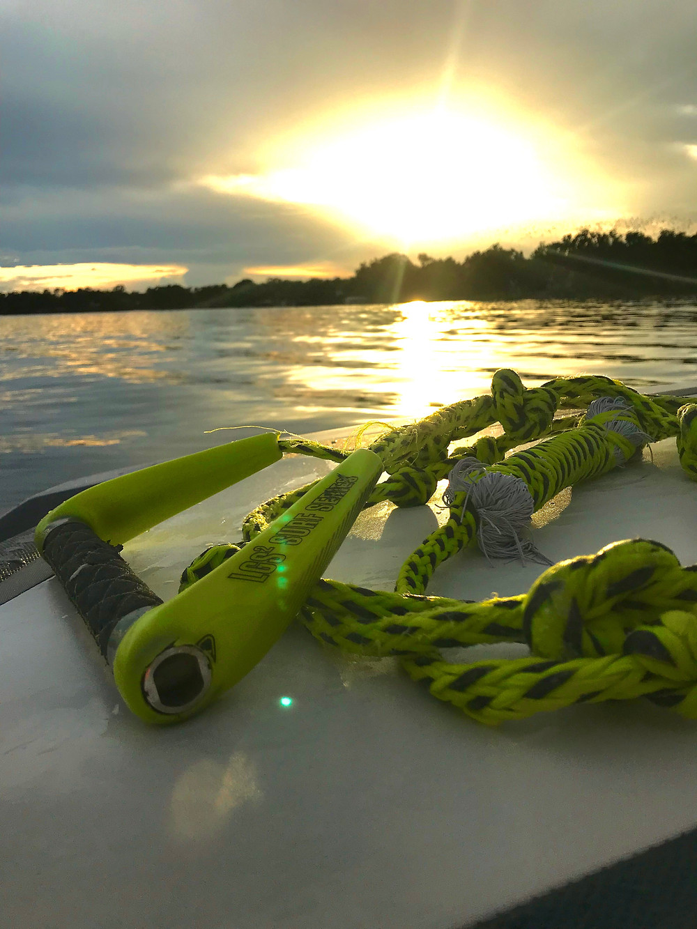 Proline LGS2 Wakesurf Rope and Handle Combo with Bungee