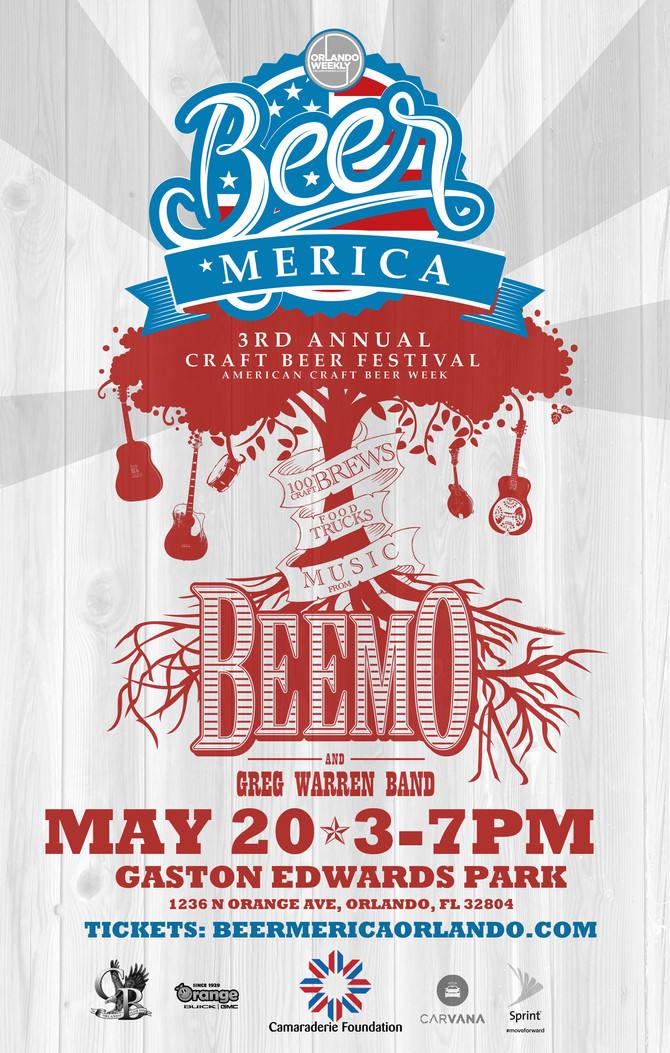 Beer 'Merica Craft Beer Festival Demo