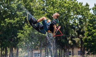 Wakesurf Orlando Team Rider Keenan Allen Wakeboarding