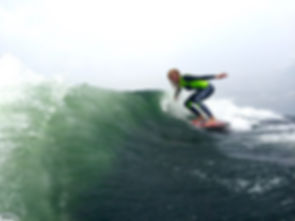 Wakesurf Orlando with Jana Wakesurfing the Phase 5 Matrix