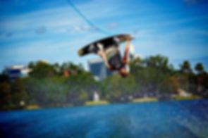 Wakesurf Orlando hosting Ian Cole Wakeboarding Moby Dick