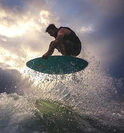 Wakesurf Orlando Team Rider Sean Sliv Silveira Wakesurfing Madonna