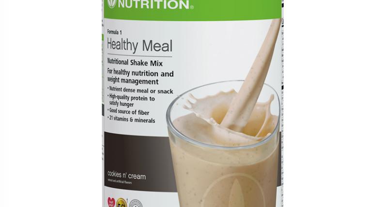 Formula 1 Healthy Meal : Cookies 'n Cream 750 g