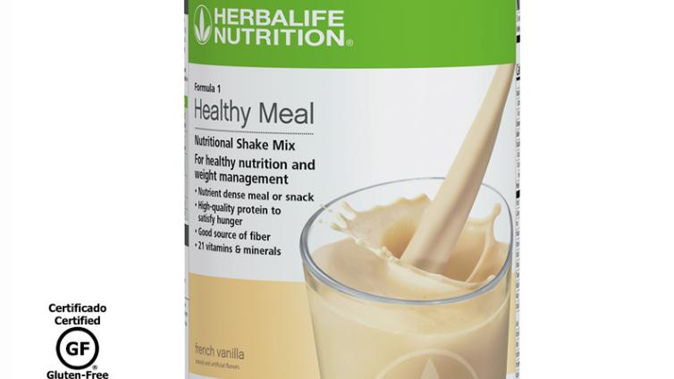 Formula 1 Healthy Meal : French Vanilla 750 g