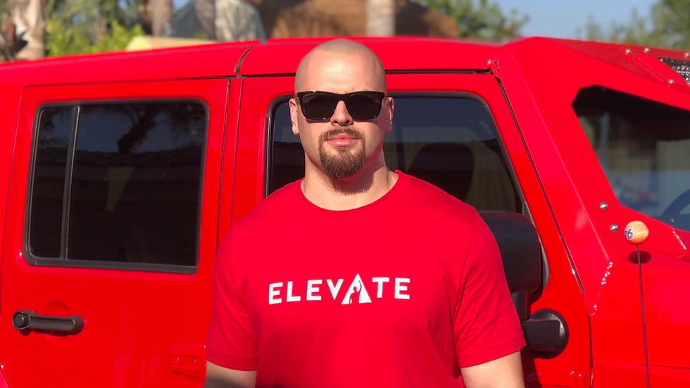 Elevate Red