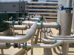 Stainless Pipework