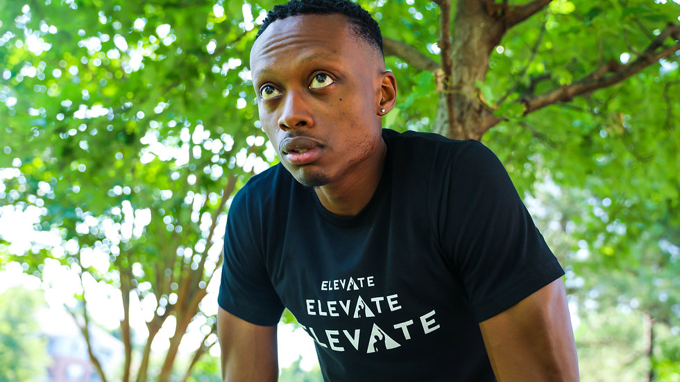Black Elevate Shirt