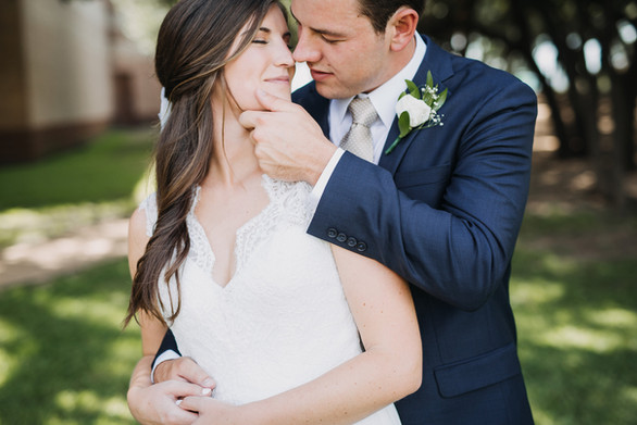 REAL WEDDING WEDNESDAY: Danelle & Case