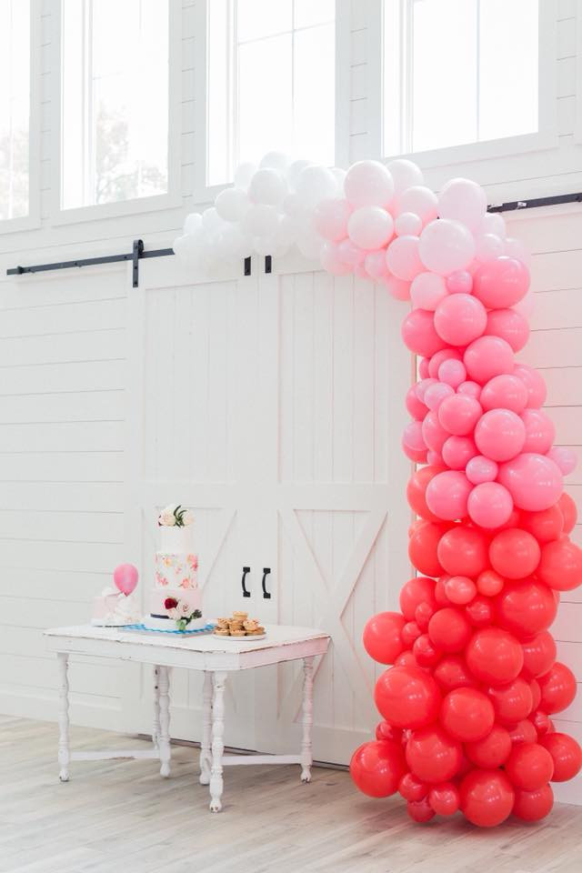 Balloons by Gloria