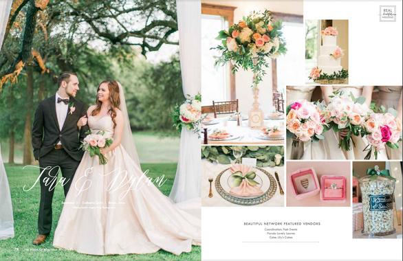 Real Wedding Wednesday: Tara & Dylan