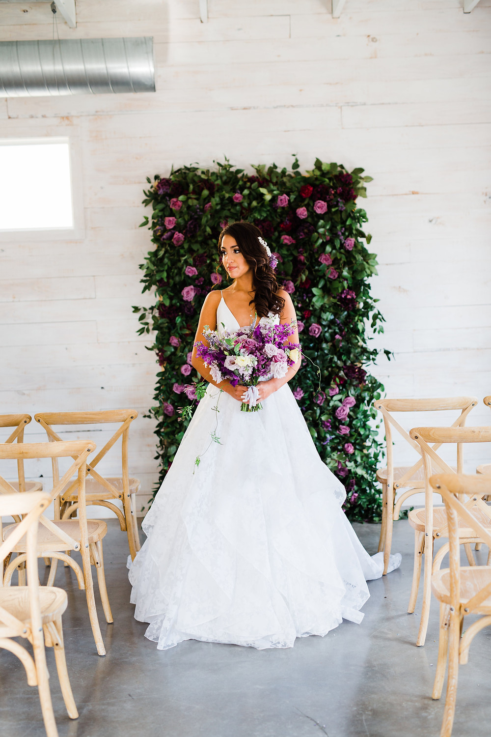 Lauren Crose Photography - Flowers by Flower + Ink Designs