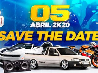 Anota aí, dia 5 de Abril tem #TSB formato raiz, EM BREVE ABERTURA DAS VENDAS!