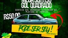 Mega Sorteio Gol Quadrado! #grandefinal2018