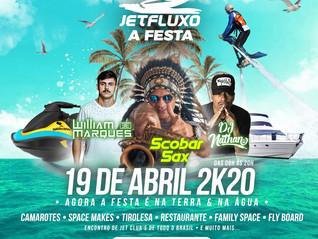 Jet Fluxo - A Festa! (Compre clicando na imagem)