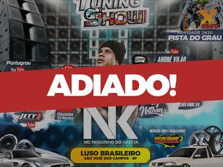 TSB - ABRIL 2K20 - ADIADO!