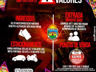 VALORES & PONTOS DE VENDAS ABRIL 2019
