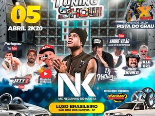 TSB ABRIL 2K20 Com Neguinho do Kaxeta + CONVIDADOS!